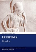 Cover for Euripides: Heracles