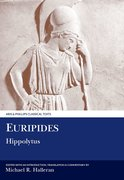 Cover for Euripides: Hippolytus