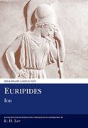 Cover for Euripides: Ion