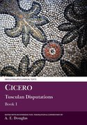 Cover for Cicero: Tusculan Disputations