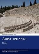 Cover for Aristophanes: Birds