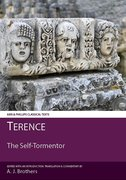 Cover for Terence: the Self-Tormentor