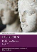 Cover for De Rerum Natura IV