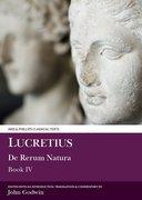 Cover for Lucretius: De Rerum Natura
