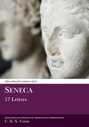 Cover for Seneca: 17 Letters