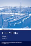Cover for Thucydides History Book II