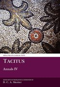 Cover for Tacitus: Annals IV