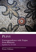 Cover for Pliny: Correspondence with Trajan from Bithynia