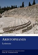 Cover for Aristophanes: Lysistrata