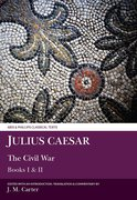 Cover for Julius Caesar: The Civil War