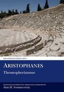 Cover for Aristophanes: Thesmophoriazusae