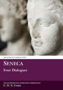 Cover for Seneca: Four Dialogues