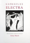 Cover for Sophocles: Electra