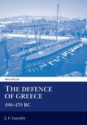 Cover for The Defence of Greece