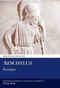 Cover for Aeschylus: Persians