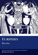 Cover for Euripides: Bacchae