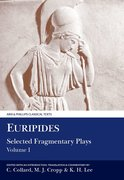 Cover for Euripides: Selected Fragmentary Plays