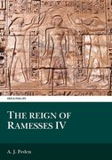 Cover for The Reign of Ramesses IV