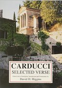 Cover for Carducci: Selected Verse