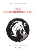 Cover for Ovid: Metamorphoses IX-XII