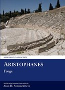 Cover for Aristophanes: Frogs