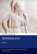 Cover for Sophocles: Ajax
