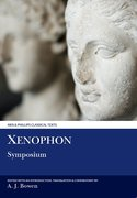 Cover for Xenophon: Symposium