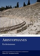Cover for Aristophanes: Ecclesiazusae