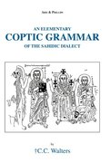 Cover for An Elementary Coptic Grammar of the Sahidic Dialect