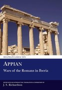 Cover for Appian: Wars of the Romans in Iberia