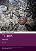 Cover for Tacitus: Annals V and VI