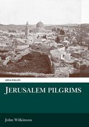 Cover for Jerusalem Pilgrims Before the Crusades