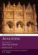 Cover for Augustine: De Civitate Dei The City of God Books I and XII