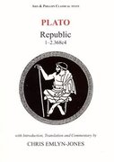 Cover for Plato: Republic I and II (-368c)