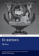 Cover for Euripides: Medea