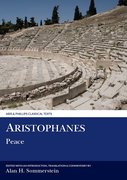 Cover for Aristophanes: Peace