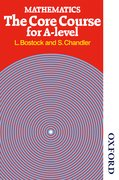 Cover for Mathematics - The Core Course for A Level