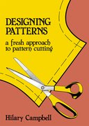 Cover for Designing Patterns - A Fresh Approach to Pattern Cutting