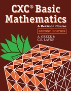 Cover for Basic Mathematics - A Revision Course for CXC Second Edition