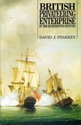 Cover for British Privateering Enterprise in the Eighteenth Century