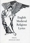 Cover for English Medieval Religious Lyrics