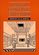 Cover for Roman Domestic Buildings
