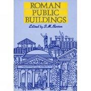Cover for Roman Public Buildings