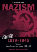 Cover for Nazism 1919-1945 Volume 2