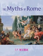 Cover for The Myths of Rome