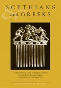 Cover for Scythians and Greeks