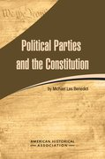 Cover for Political Parties and the Constitution