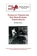 Cover for Technology Transfer and East Asian Economic Transformation