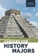 Cover for Careers for History Majors