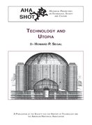 Cover for Technology and Utopia